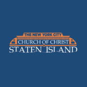 NYC Church of Christ in Staten Island Ferry Logo