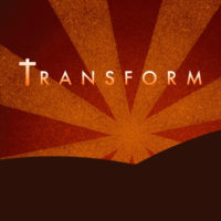 Transform Sermon Series Graphic